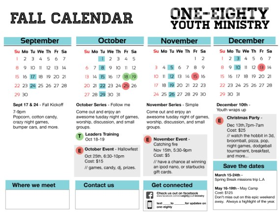 fall-2013-youth-ministry-calendar