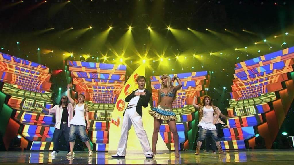 ESC 2006 — Moldova