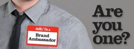 Resultado de imagen de brand ambassador