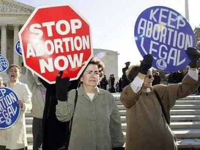 Abortion Stances in U.S.