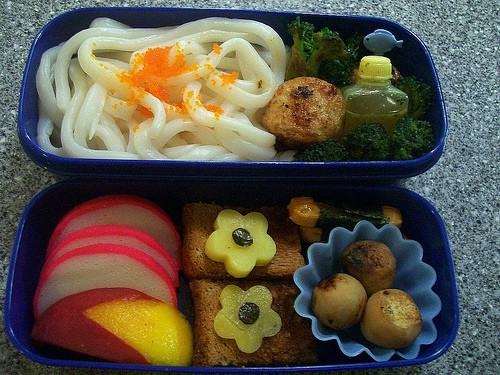 On Japan's school lunch menu: A healthy meal, made from scratch: Annotated