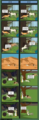 Act 2 Storyboard