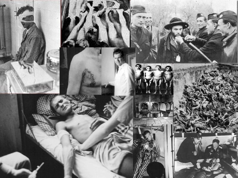 How did human experimentation lead into oppression ?