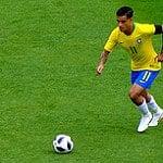 jugadores de futbol photo