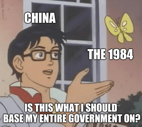 China is doing some pretty scary stuff lol
