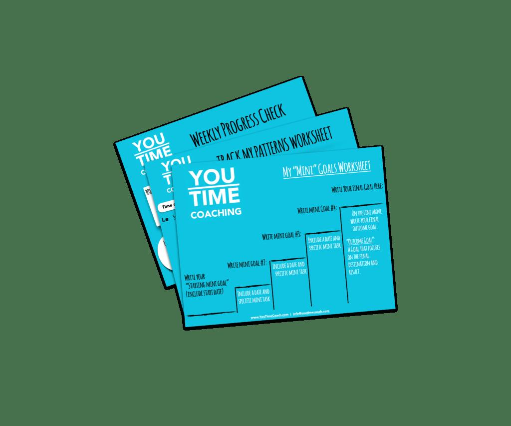 Goals And Progress Worksheet Kit