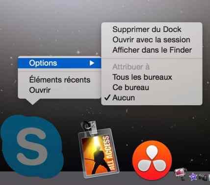 Désactiver un programme au démarrage de votre Mac2