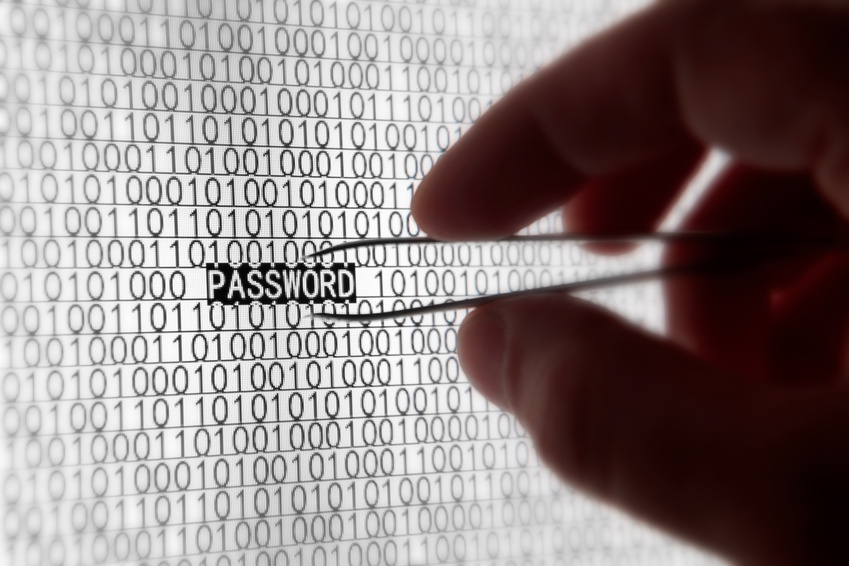 Computer Password Security