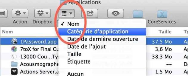 S'y retrouver dans vos applications Mac2