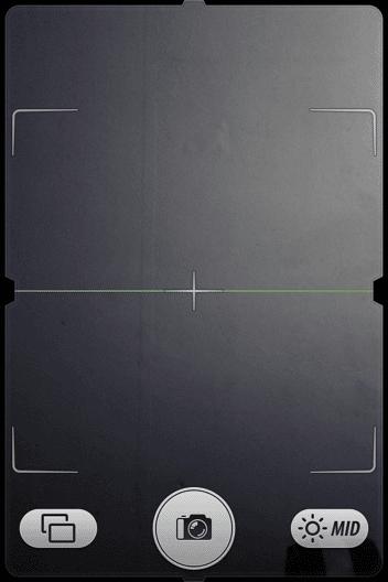camera noir level 2