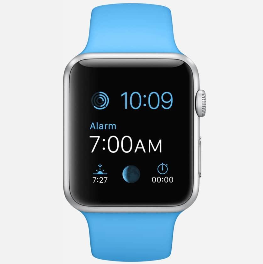 Apple annonce un tout nouveau produit: la montre Apple Watch