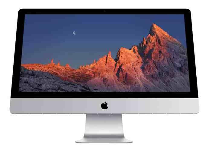 Nouvel iMac Rétina 5K