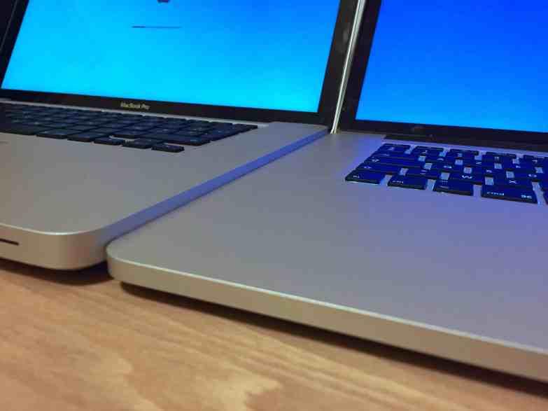 Difference macbook pro macbook pro retina00006