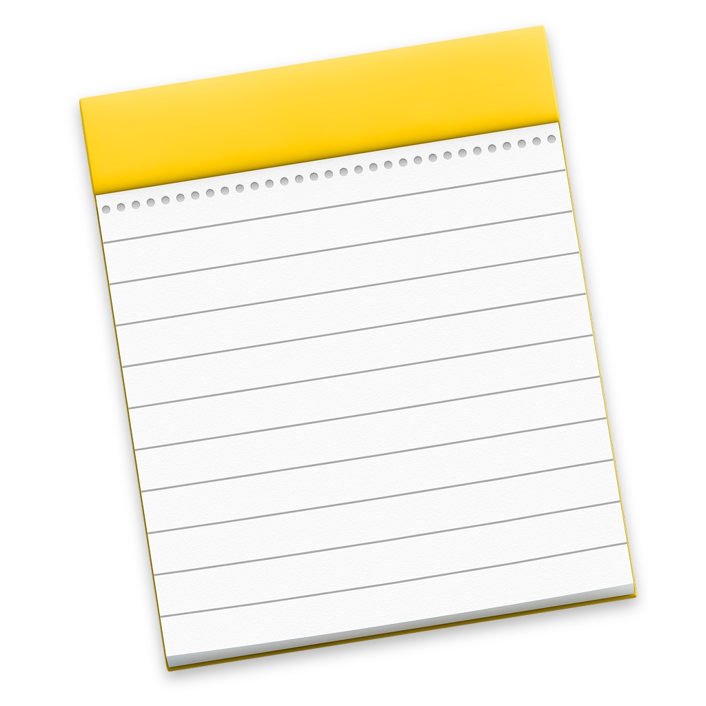 Nouveauté macOS Big Sur les styles de paragraphes dans Notes