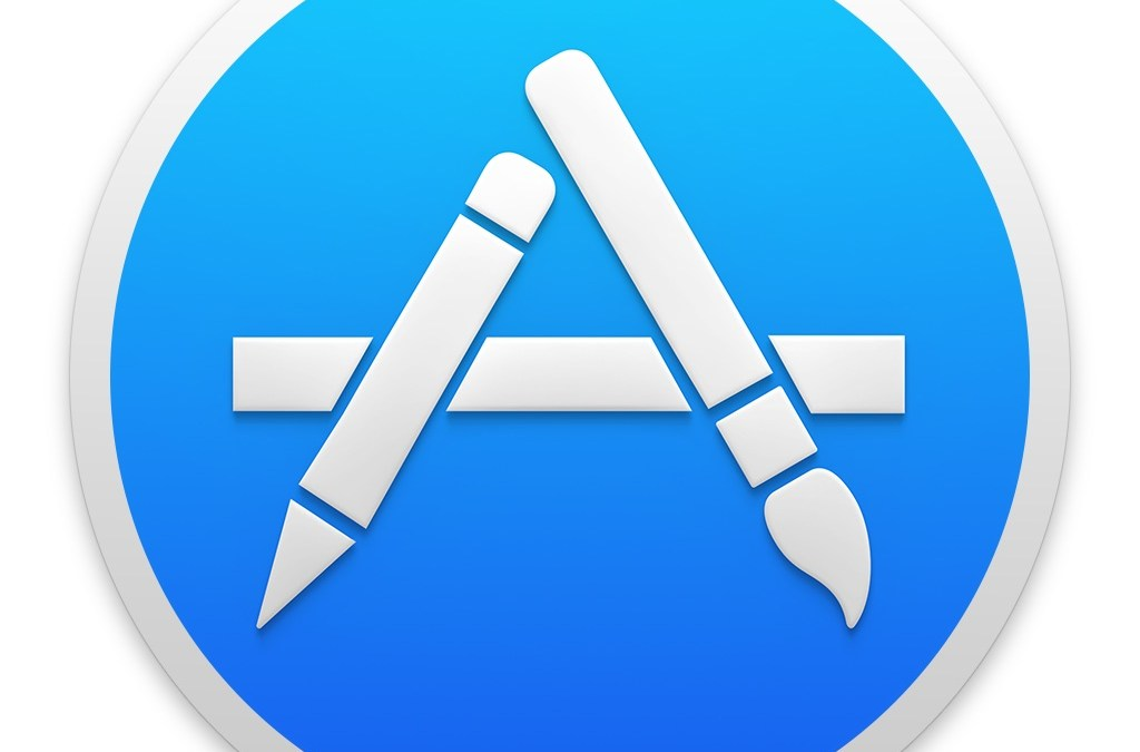 Ne pas confondre iTunes et le Mac App Store!