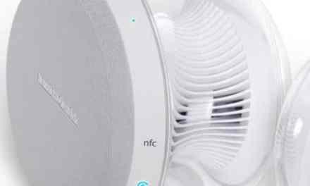Les enceintes sans fil Harman Kardon Nova pour Mac, iPhone ou iPad