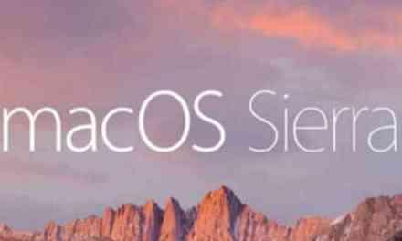 mac OS Sierra, première nouveauté, le nom!