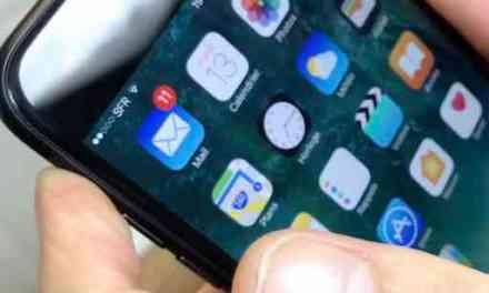 Désactiver le bruit de l'appareil photo sur l'iPhone
