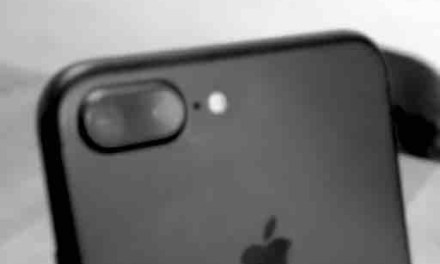 Le double capteur photo de l'iPhone 7 plus