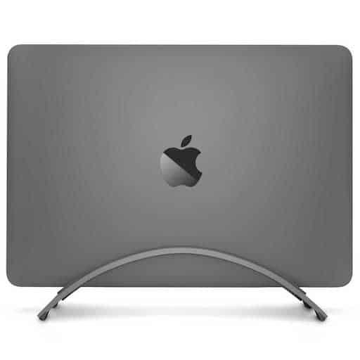 Le Book Arc, excellent support pour poser votre pour MacBook pro sur le bureau