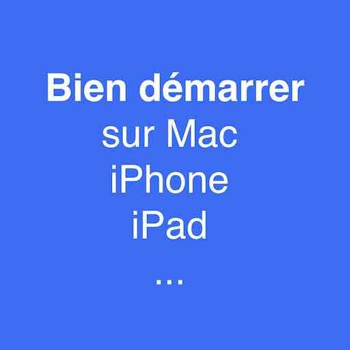 Mon guide Mac iPhone iPad est disponible sur l'iBook Store !