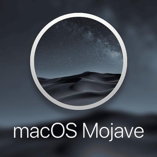 Nouveauté macOS Mojave (10.14): le tri par dossier sur le bureau