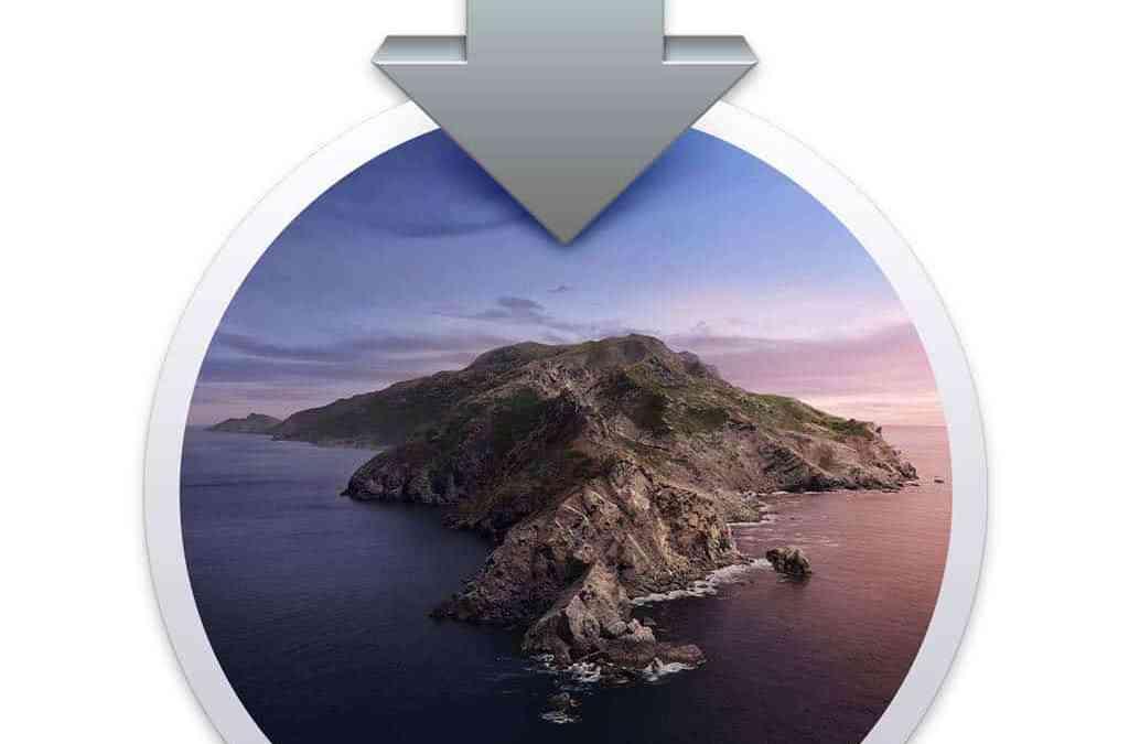 Installer Catalina sur un vieux Mac