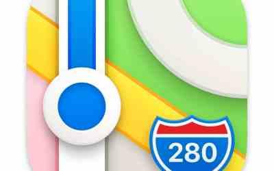 macOS Big Sur, les nouveautés de l'application Plans