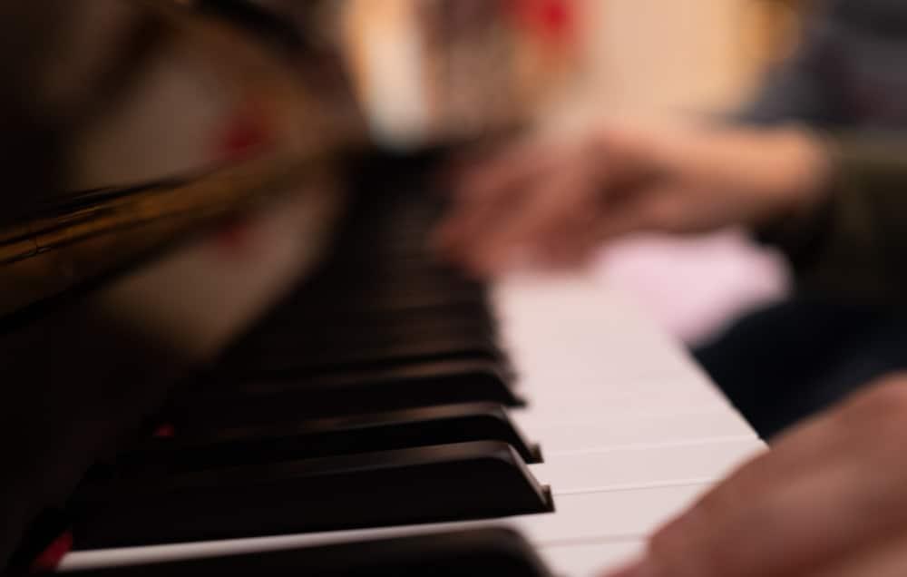 Apprendre le piano: Les accords mineurs