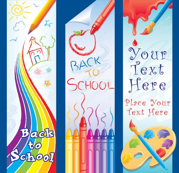 儿童 可爱 绘画 主题 矢量 素材