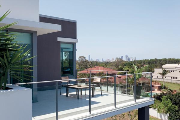 Proterrace Drain contro infiltrazioni su balconi e terrazze