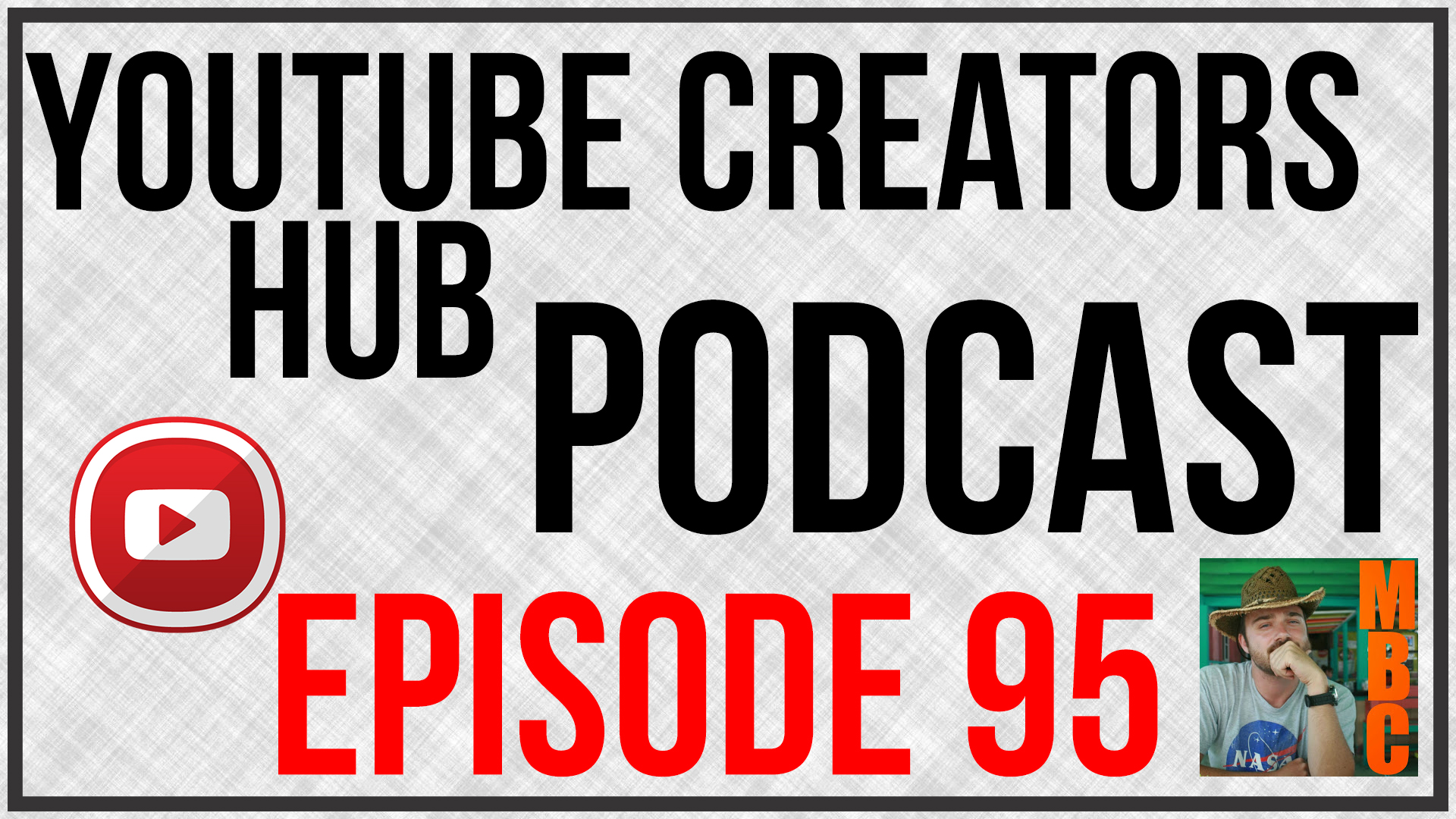 YouTube Creators Hub Podcast Episode 95