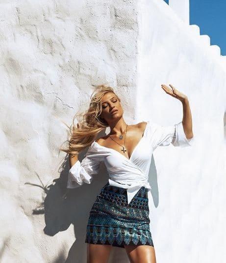 Φαίη Σκορδά: Η φούστα της θα σε κάνει Βασίλισσα της νύχτας! Πού θα την βρεις;