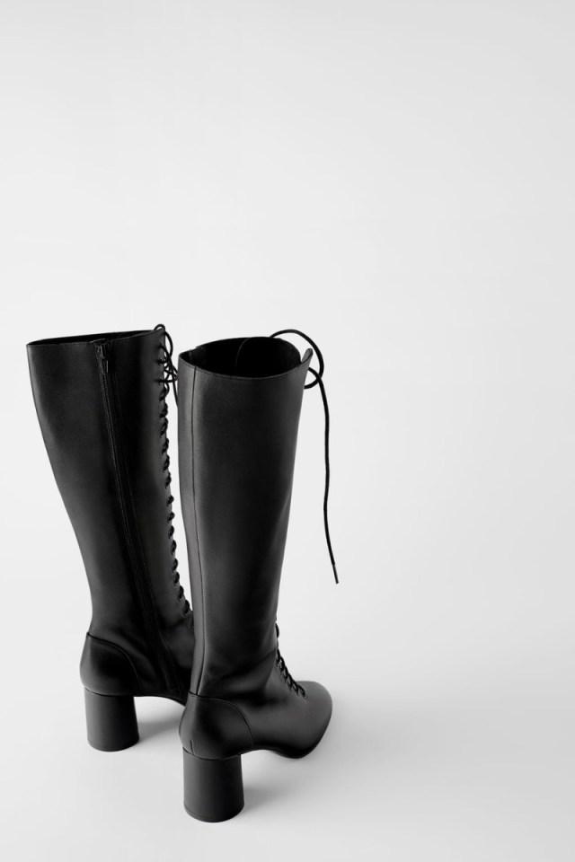 Zara παπούτσια