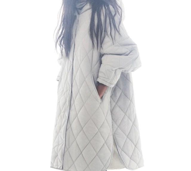 Zara μπουφάν oversized