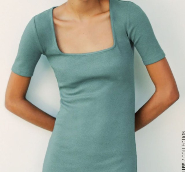Zara οικονομικά φορέματα