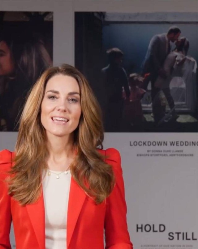 Kate Middleton σακάκι Zara