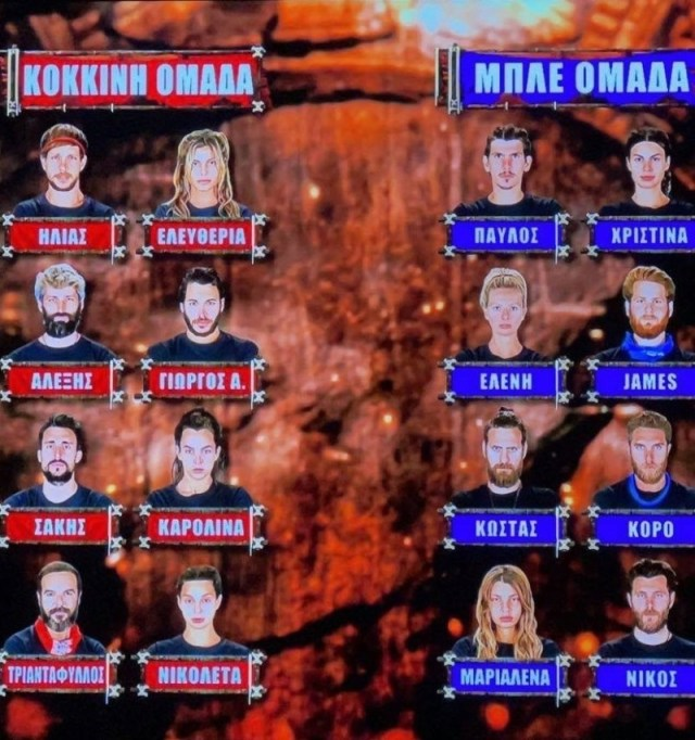 Survivor 4 spoiler 5/4 Ποια ομάδα κερδίζει