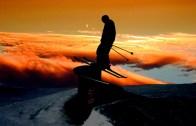 Enfes Kayak Görüntüleri