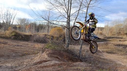 motorsiklet gösteri