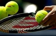 Tenis Topu ve Rakip