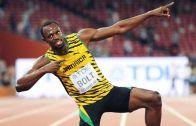 Usain Bolt Samba Yaptı