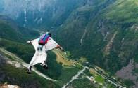 Wingsuit Denemesi Kazayla Bitti