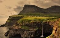 Muhteşem Manzarasıyla Faroe Adaları