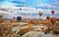 Kapadokya'da Bir Gün