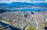 Doğa Harikası Şehir Vancouver