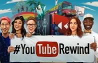 YouTube Rewind 2016'yı Yayınlandı!