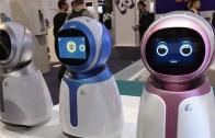 GIF'lerle Konuşan Sevimli Robot