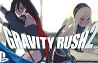 Gravity Rush 2'den Tanıtım Filmi
