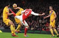 Arsenal v Crystal Palace – Premier League